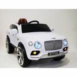 электромобиль RiverToys Bentley E777KX, белый