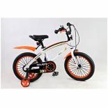 велосипед RiverBike Q-14, оранжевый