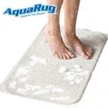 коврик для ванной Aqua Rug (на присосках) антибактериальный