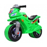 каталка мотоцикл RT Racer RZ 1 ОР501, зеленый