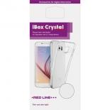 чехол для смартфона Red Line iBox Crystal для Huawei P Smart / Enjoy 7S, силиконовый, прозрачный