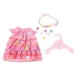 одежда для кукол Платье и ободок для Baby Born Zapf Creation 824481