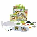 аппликация Набор для творчества Qixels Kingdom Атака троллей (87110)