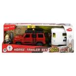 игрушка Dickie Toys PlayLife (3838002) Набор для перевозки лошадей