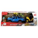 игрушка Dickie Toys Playlife Offroad Set (3838003) Набор покорителя бездорожья