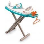 Игрушки для девочек Smoby Гладильная доска, утюг с паровой станцией (330118) набор, купить за 4 360руб.