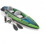 лодка надувная Intex 68306 Challenger K2