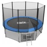 батут спортивный Unix 6ft outside (183 см) голубой