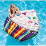надувная игрушка Intex  Кекс  58770, 142 x 135 см