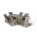 Стол обеденный Обеденная группа 4sis Цесена, купить за 168 320руб.