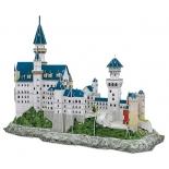 пазл CubicFun Замок Нойшванштайн (Германия), 98 элементов