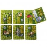 стратегическая игра Hobby World Набор счетчиков уровней Манчкин Ктулху зеленый