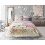 Комплект постельного белья LOVE ME 1,5-спальный, перкаль, нав. 50/70*2шт,  дизайн-Mockingbird, купить за 4 100руб.