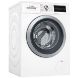машина стиральная Bosch WVG 30463 OE (стирально-сушильный автомат), белая