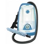 Пароочиститель-отпариватель Endever Odyssey Q-602, белый/голубой