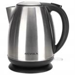 чайник электрический Supra KES - 1733N, серебристый
