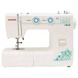 Швейная машина Janome LW-20, белая