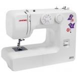 Швейная машина Janome 2015, белая