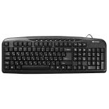 клавиатура Canyon CNE-CKEY2, черная