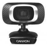 web-камера Canyon CNE-CWC3 (2-12 Мп, 360°, USB)