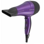 Фен / прибор для укладки Polaris PHD 2077i, фиолетовый/черный