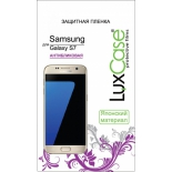 защитная пленка для смартфона LuxCase для Samsung Galaxy S7 (81439)