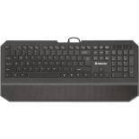 клавиатура Defender ММ Oscar 600 Pro Black