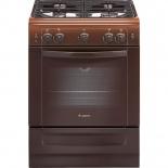 плита Gefest 6100-04 0001 коричневая
