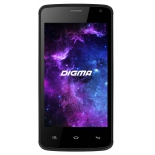 смартфон Digma A400 3G Linx 4Gb, чёрный