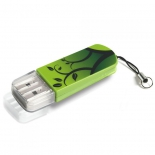 usb-флешка Verbatim Store n Go Mini Elements Earth 98160 зеленый/рисунок