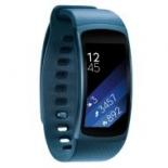 Умные часы Samsung Galaxy Gear Fit 2 SM-R360, синие