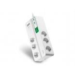 сетевой фильтр APC PM6U-RS, 6 розеток, 2 м., белый