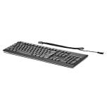 клавиатура HP QY776AA, черная