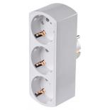 разветвитель электропитаня Buro BU-PS3G-W, белый