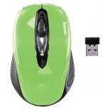 мышка Hama AM-7300, зеленая