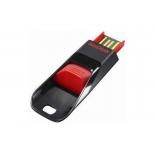 usb-флешка Sandisk 32Gb Cruzer Edge, красный / черный