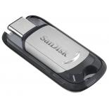 usb-флешка SanDisk Ultra USB Type-C 16GB, черная
