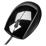 мышка Hama M360 Optical Mouse, черная