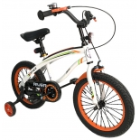 велосипед RiverBike Q-16, оранжевый