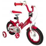 велосипед RiverBike M-12, красный