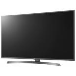 телевизор LG 43UK6750PLD, черно-серебристый