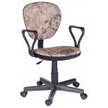 компьютерное кресло Мебельторг OLSS Гретта T-41 ХК, хаки