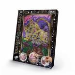 набор для вышивания алмазная мозаика Danko Toys Diamond Mosaic Котята (DM-01-10)