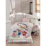 детское постельное белье DANTELA VITA  3D, нав 35/45*2шт, для новорожденных ZUZU