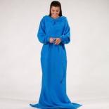 плед Snuggle (Синий)
