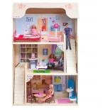 игрушки для девочек Paremo кукольный домик Шарм PD315-02