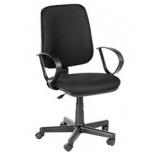 компьютерное кресло Мебельторг OLSS Юпитер В-14, черное