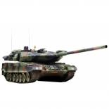 радиоуправляемая модель VSP Танк German Leopard2 A6 (628436) с пневматической пушкой