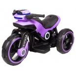 электромобиль Barty YM198, фиолетовый
