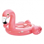 надувная игрушка Intex 57267 Фламинго (422х373х185см) минибар, трап